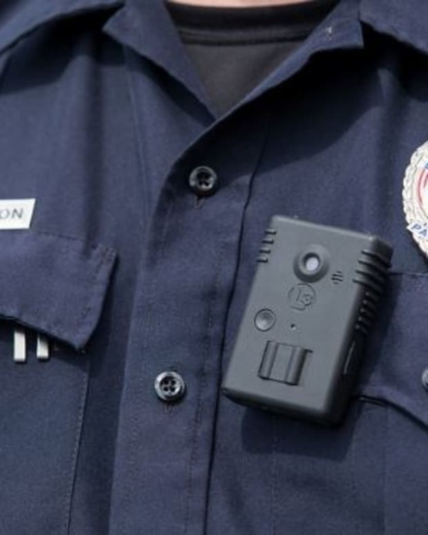 Boston PD Rolls Out Body Camera Program Promo Image