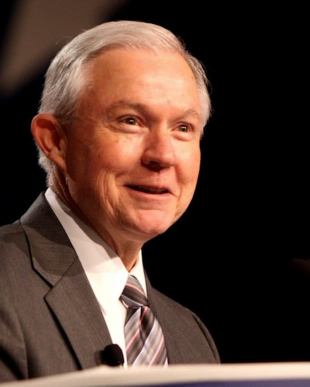 Jeff Sessions May Prosecute Medical Marijuana Providers Promo Image