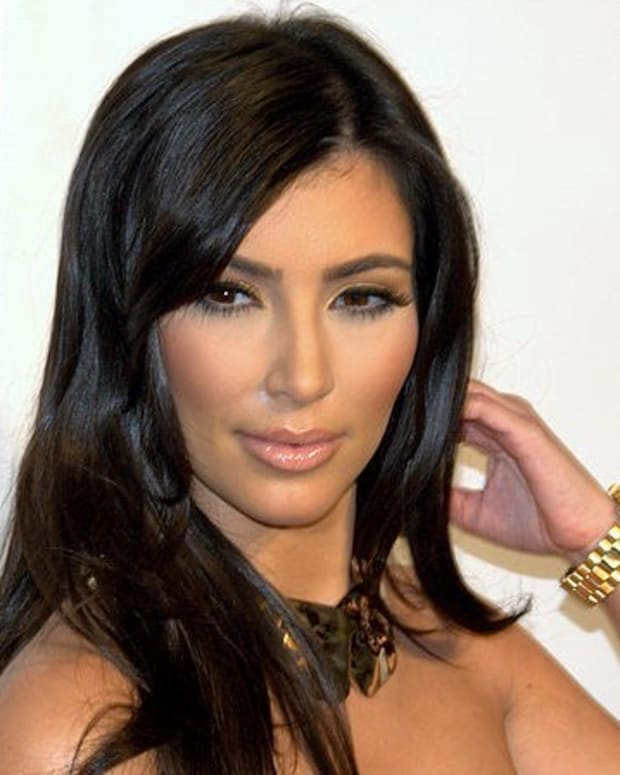Kim Kardashian's Nails Are Trending On Social Media (Photo) Promo Image