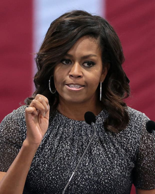 Alabama Officer Fired Over Racist Michelle Obama Meme (Photos) Promo Image