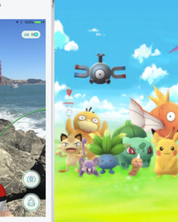 Pokemon Go Players Illegally Cross U.S. Border Promo Image