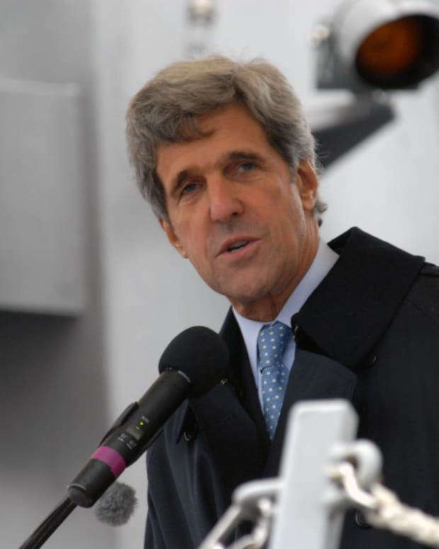 Kerry: Israel Needs To Hear 'Hard Truths' Promo Image