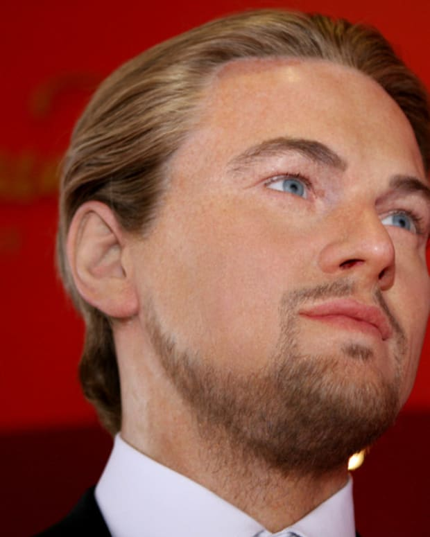 DiCaprio Marched In Climate Protest, Called A Hypocrite (Photo) Promo Image