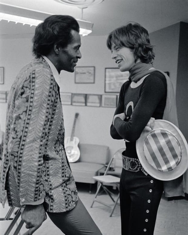 Musicians Respond To Passing Of Rock Legend Chuck Berry Promo Image
