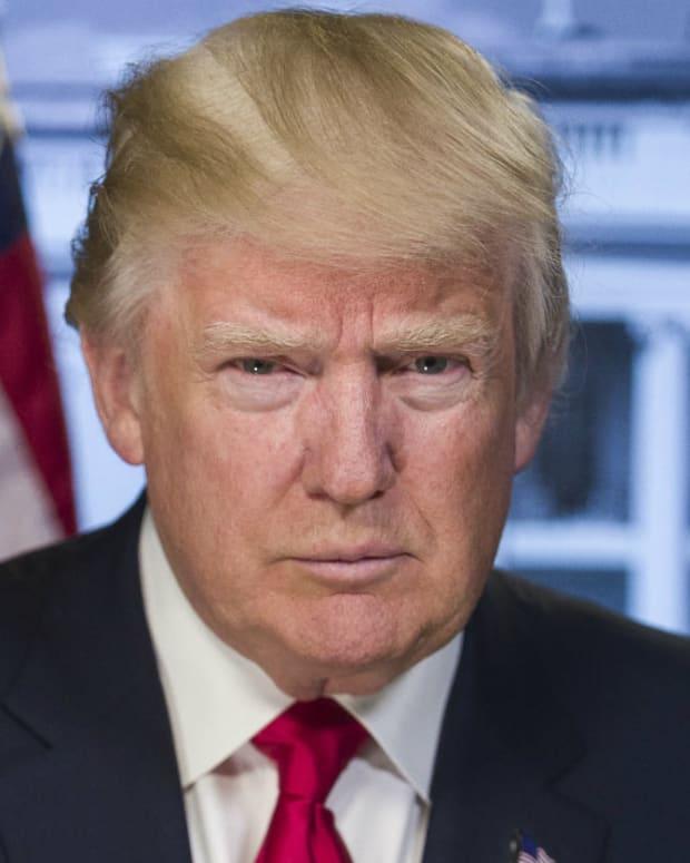 Trump Calls Manchester Terrorist 'Evil Loser' (Video) Promo Image