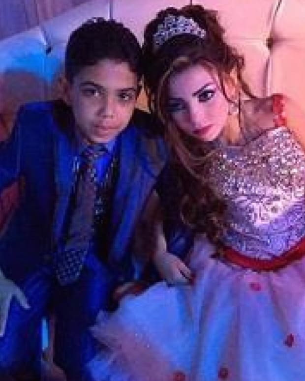 12-Year-Old Boy Set To Marry 11-Year-Old Cousin Promo Image