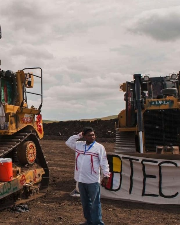 Obama Administration Cancels Blackfeet Land Drill Lease Promo Image