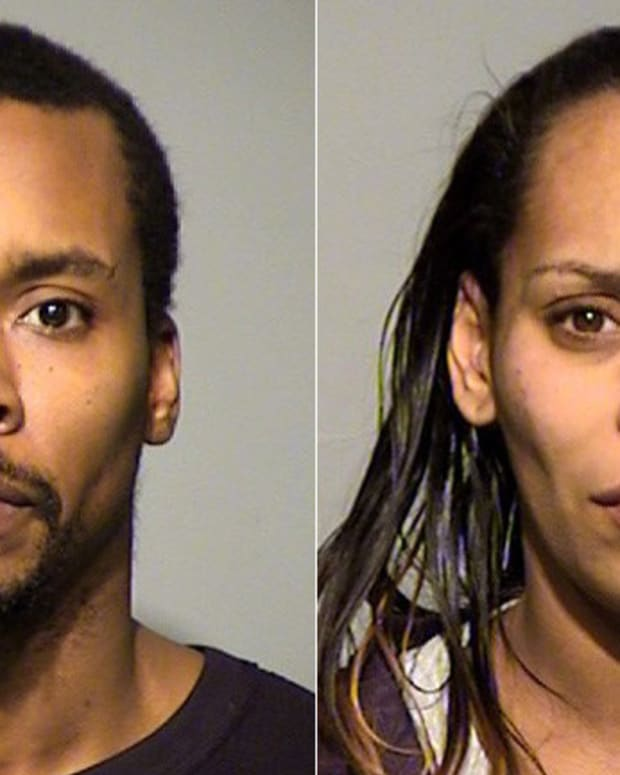 Couple Arrested After 3-Year-Old Dies Of Drug Overdose Promo Image