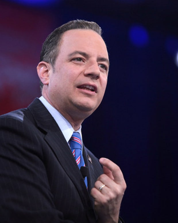 Priebus Outlines New Administration's Top Priorities Promo Image
