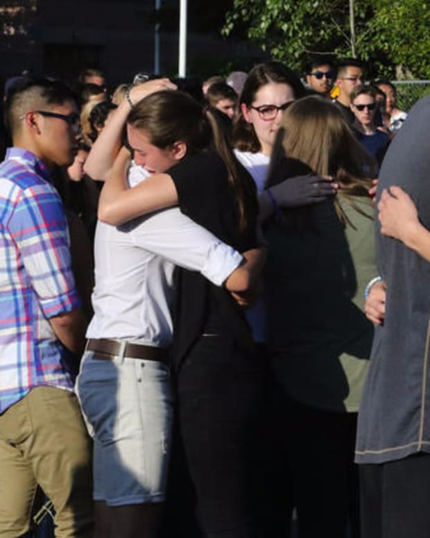 Teen Posted To Social Media Before Mass Shooting Promo Image