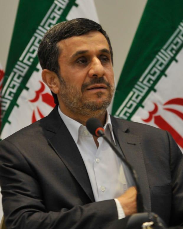 Ex-Iranian President Asks Obama To Unfreeze Assets Promo Image