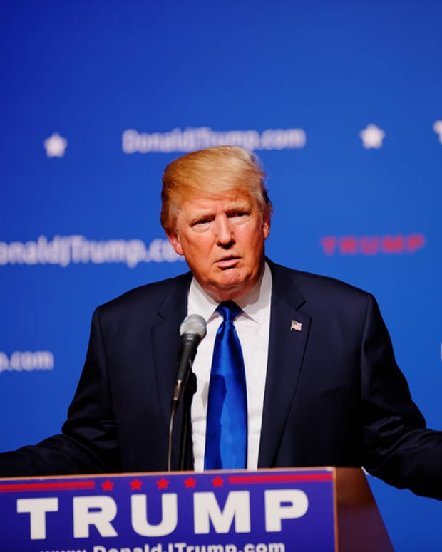 House Democrat To Begin Trump Impeachment Proceedings Promo Image
