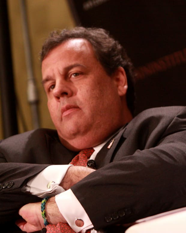What Really Happened To Chris Christie? Promo Image