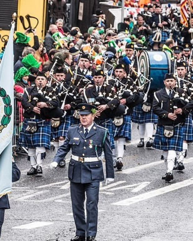 NYPD To Crack Down On St. Patty's Day Demonstrations Promo Image