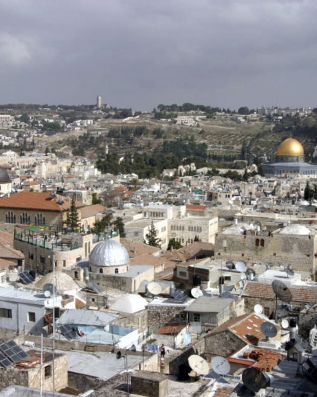 Israel Alleges UN Vote Denies Jewish Link To Jerusalem Promo Image