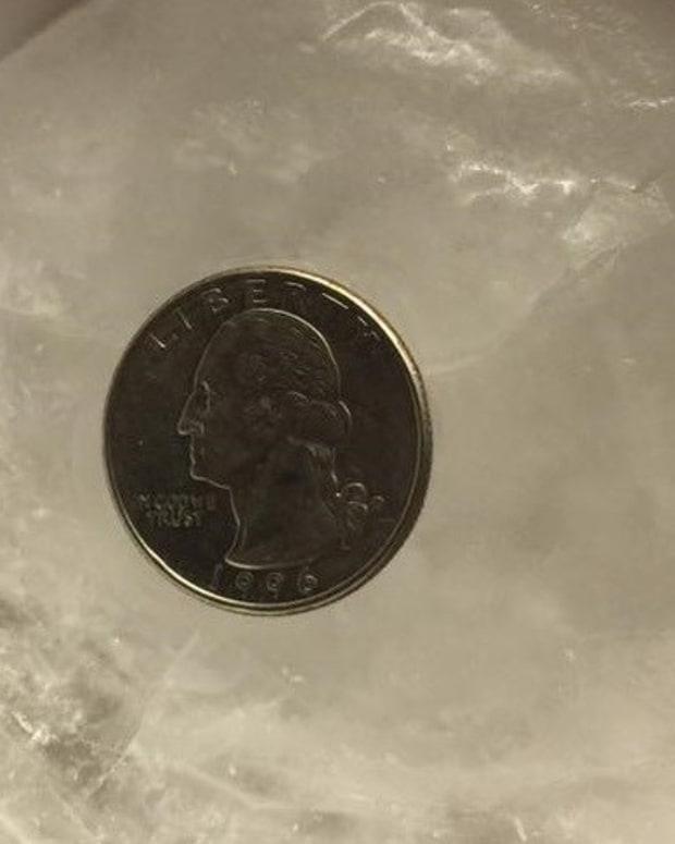 Frozen Quarter Tip For Hurricanes Goes Viral  Promo Image
