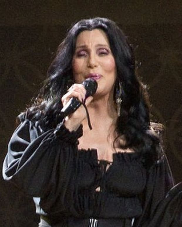 Cher On Trump: 'I Shudder To Think' What Will Happen Promo Image
