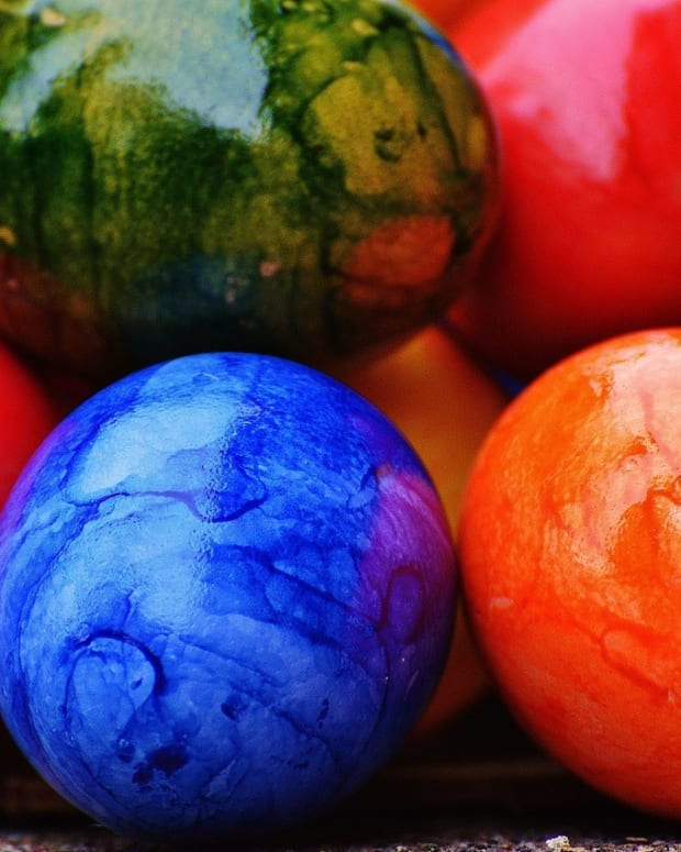 Family Opens 9-Year-Old Easter Egg Only To Be Horrified (Video) Promo Image