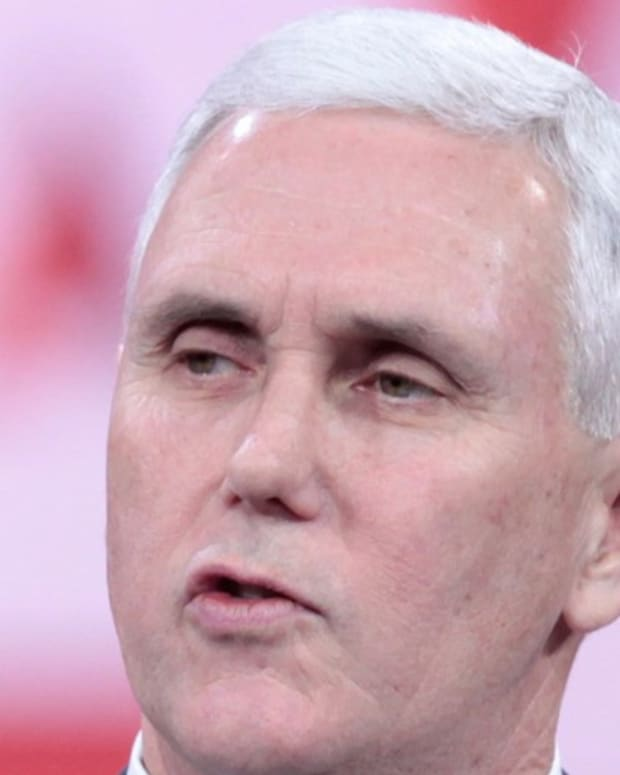 Trump's VP Pick Gov. Mike Pence: 'Smoking Doesn't Kill' Promo Image