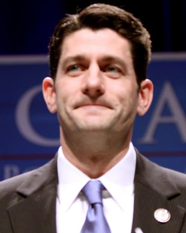 Pro-Trump Republican Looking To Unseat Paul Ryan Promo Image