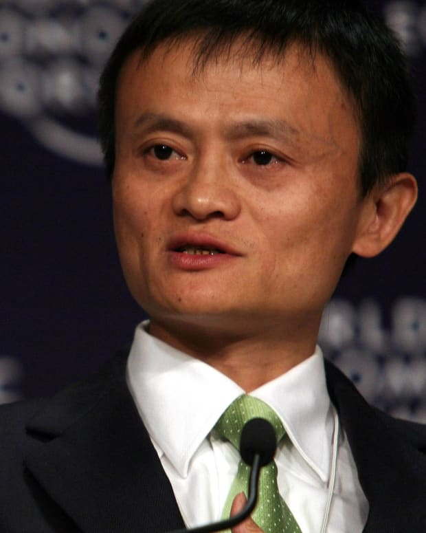 Jack Ma: U.S. Wrongly Invests In War Instead Of Citizens Promo Image