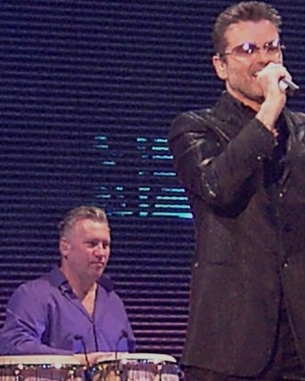 George Michael's Boyfriend Makes Shocking Revelation  Promo Image