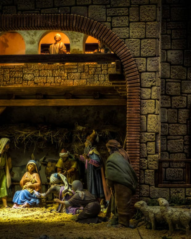 Pope Francis: Christmas 'Taken Hostage' By Materialism Promo Image