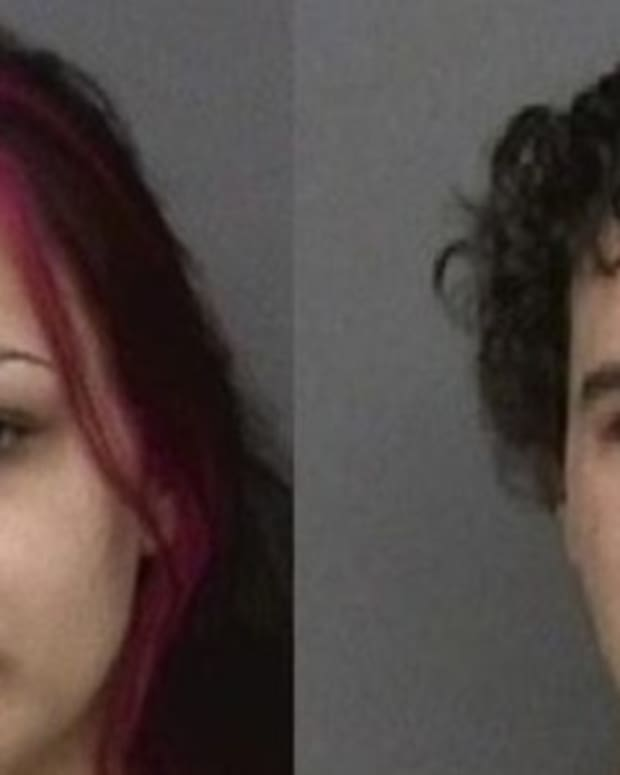 Police: Couple Arrested After Officials Perform Test On 5-Day-Old Girl Promo Image