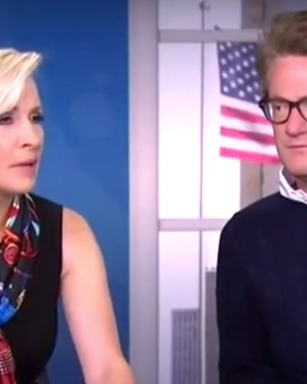'Morning Joe' Hosts Mika And Joe Quarrel On Air (Video) Promo Image
