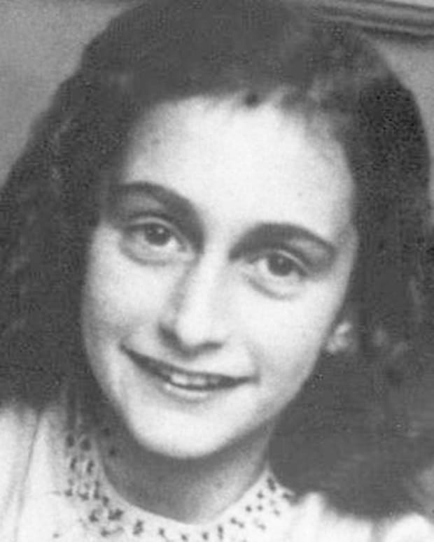 New Theory On Anne Frank's Capture Emerges Promo Image