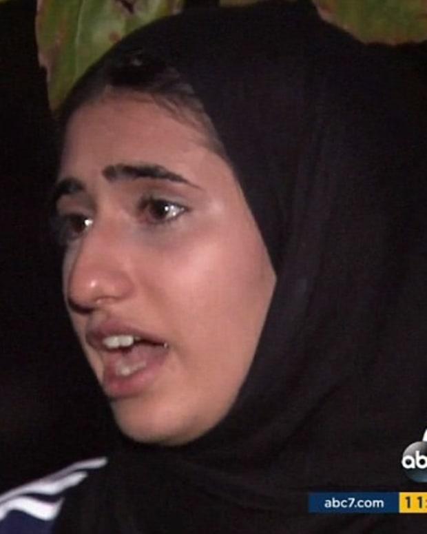 Muslim Girl Claims Classmate Did Something Shocking Promo Image