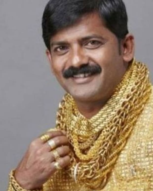 Man Who Bought $250,000 Gold Shirt Murdered Promo Image