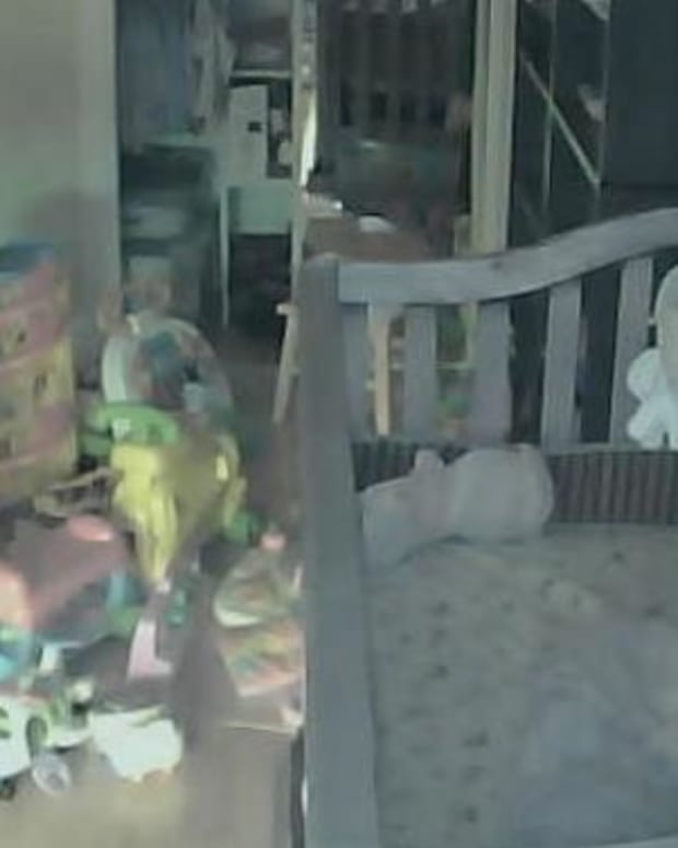 Mom, Dad Rush To 3-Year-Old's Room After Hearing Odd Noise, Make Unexpected Find Promo Image