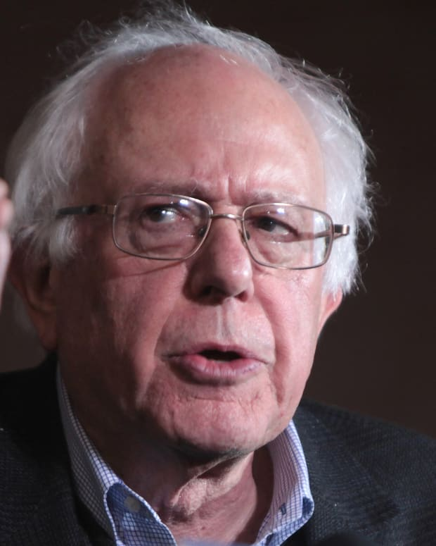 Sanders: 'The Democratic Brand Is Pretty Bad' Promo Image