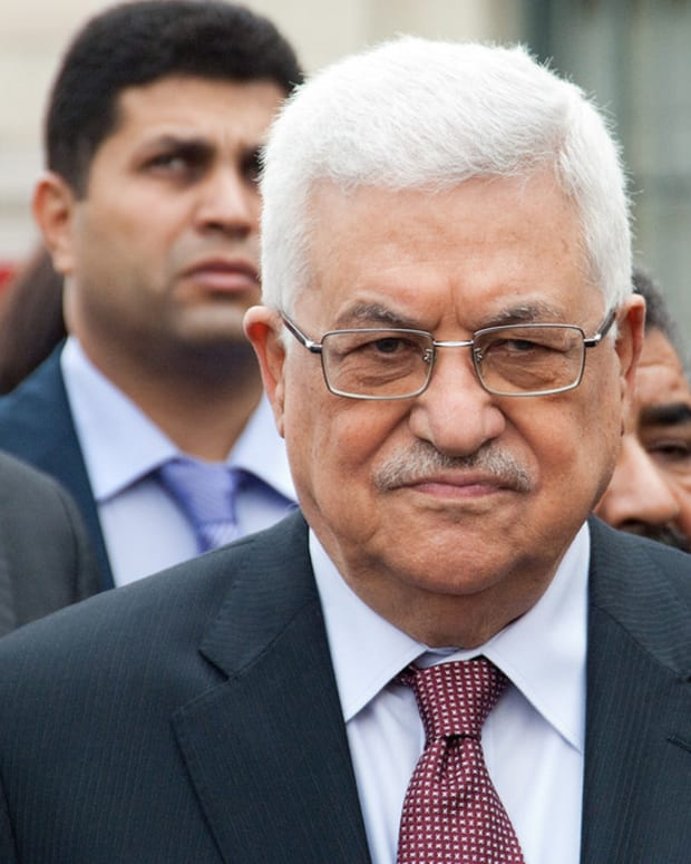 Report: Trump Became Angry With Palestinian Leader Promo Image