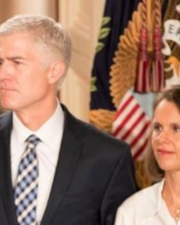 Poll: Voters In Favor Of Gorsuch's Nomination Promo Image