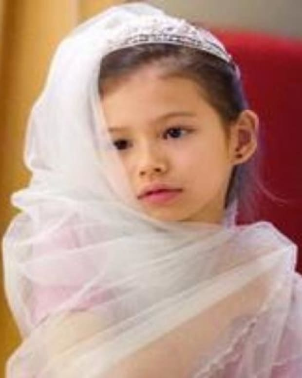 8-Year-Old Girl Dies On Wedding Night Promo Image