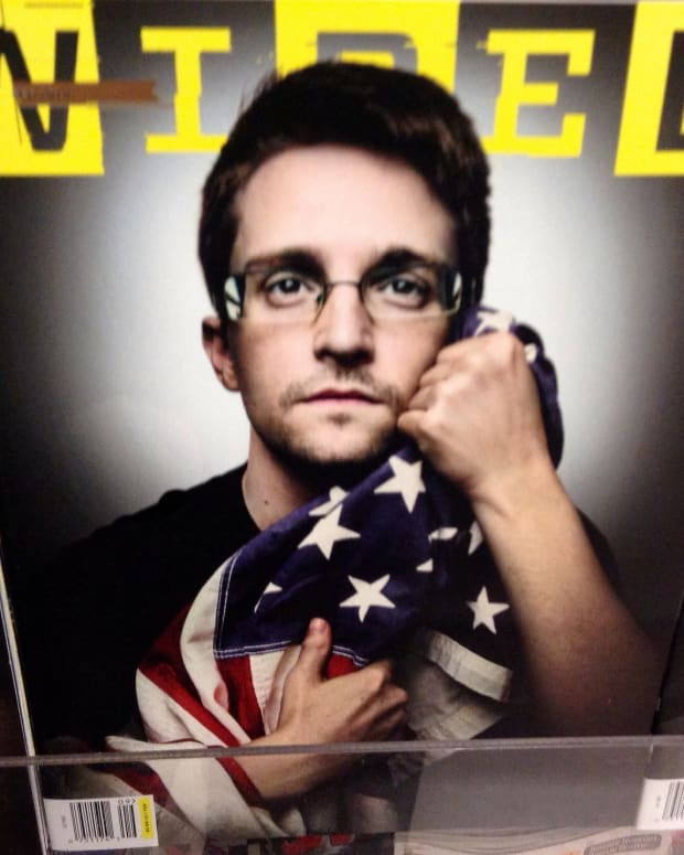 Edward Snowden Should Return Home With Immunity Promo Image