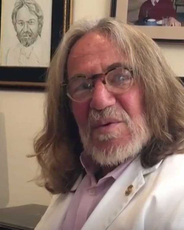 Trump's Doctor Wrote Health Letter In Minutes (Video) Promo Image