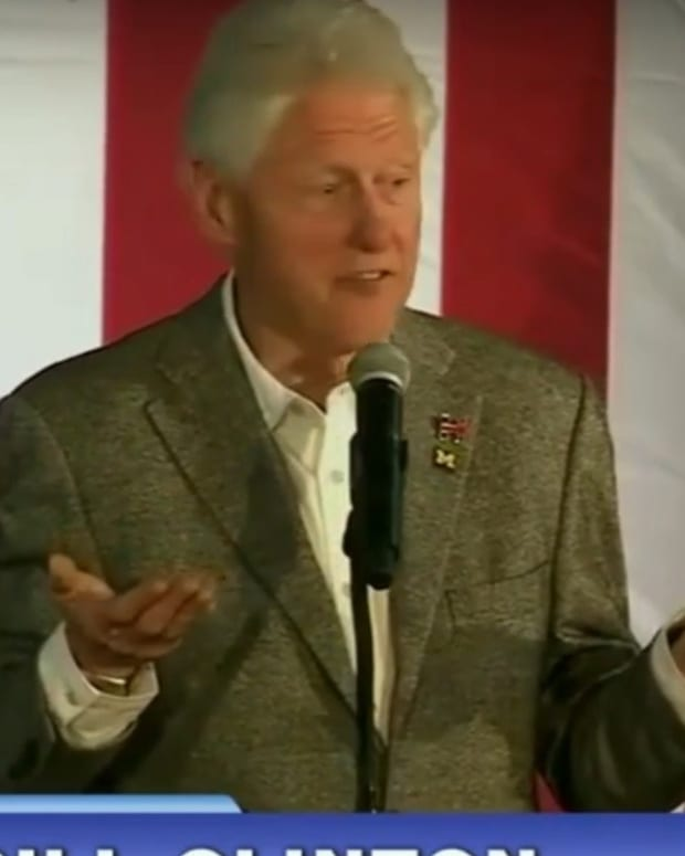 Bill Clinton Calls Obamacare 'Crazy,' Proposes Fix (Video) Promo Image