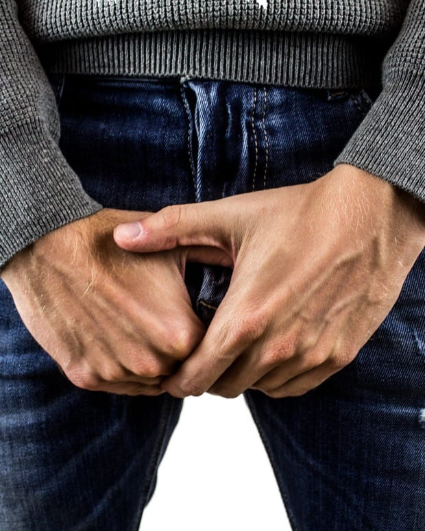 Woman Bites Out Man's Testicle Promo Image