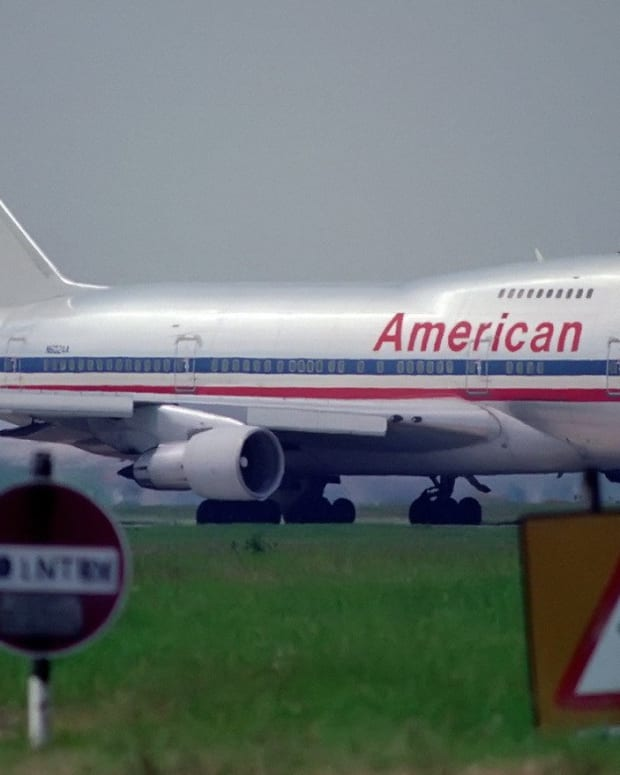 NAACP Issues Travel Advisory On American Airlines Promo Image