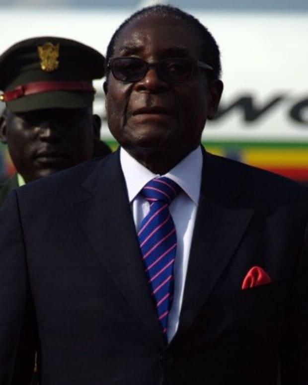 Zimbabwe's President Refuses To Resign Promo Image