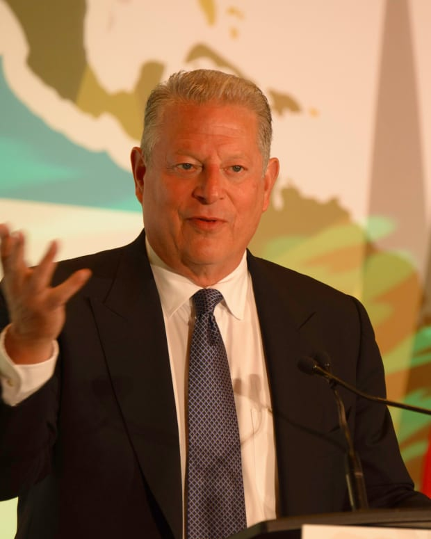 Gore: I Thought Trump Would 'Come To His Senses' (Video) Promo Image