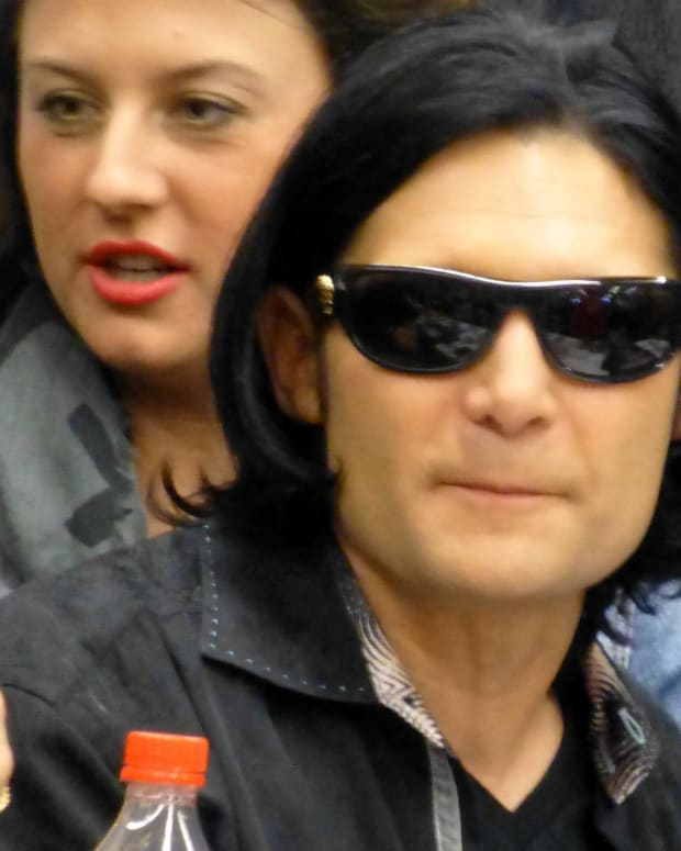 Corey Feldman Files Police Claims Of Child Sexual Abuse Promo Image