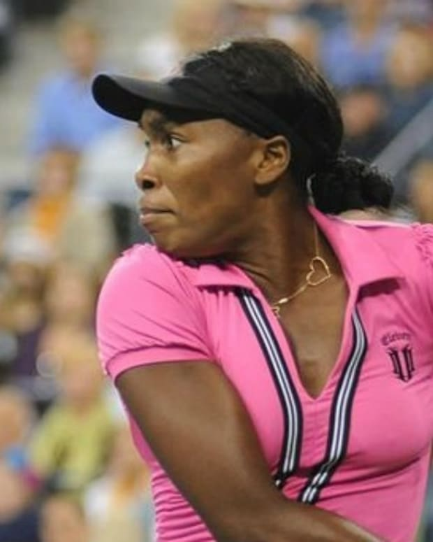Venus Williams Sued By Family Of Man Killed In Crash (Photos) Promo Image