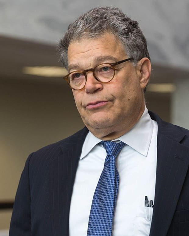 Franken: Jeff Sessions Was Caught Lying Again Promo Image