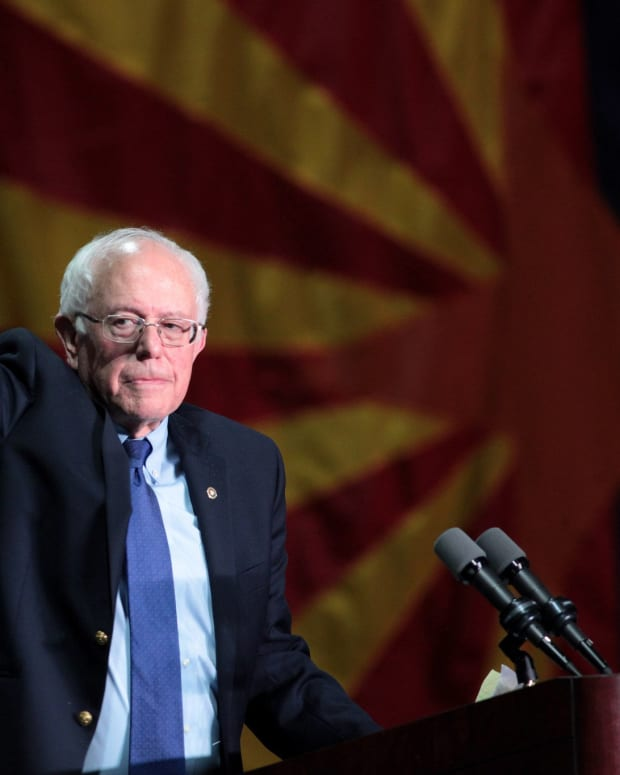 Poll: Sanders Remains America's 'Most Popular Senator' Promo Image