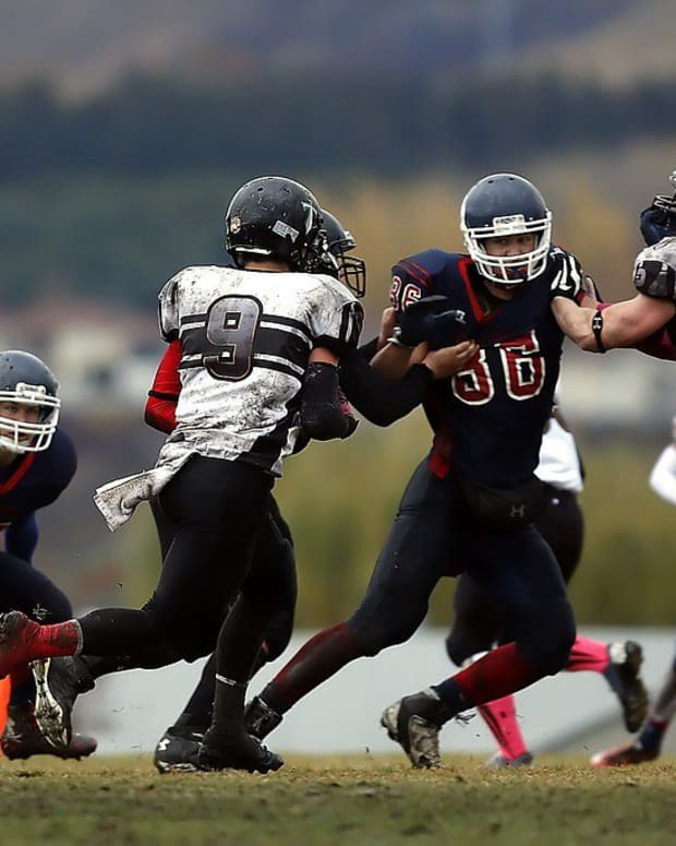 Varsity Football Players Accused Of Raping 14-Year-Old Promo Image