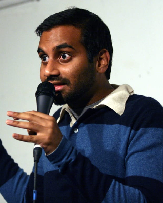 Aziz Ansari Responds To Sexual Misconduct Allegations Promo Image